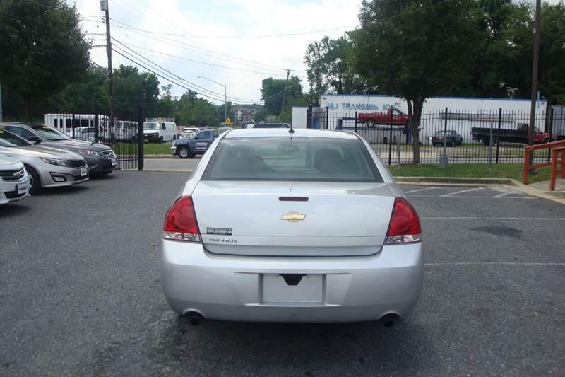 2012 Chevrolet Impala LS Fleet 4dr Sedan - Lanham MD