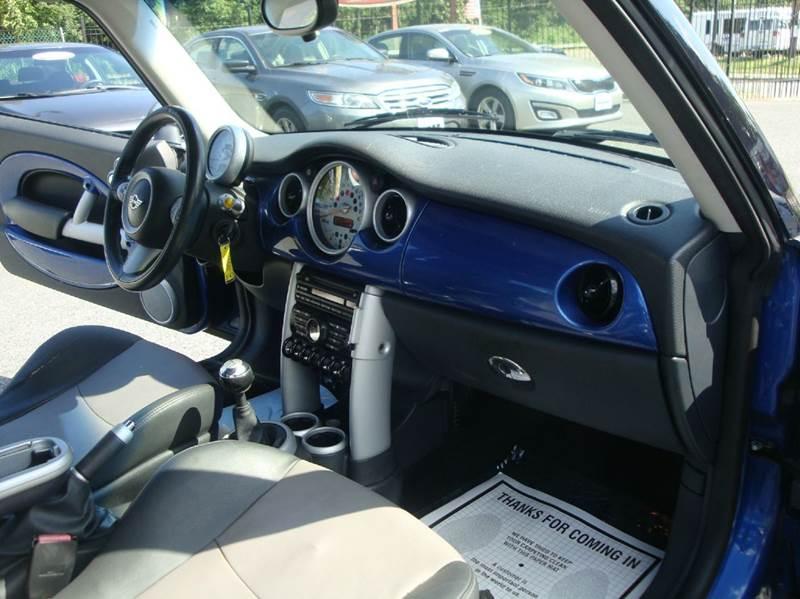 2005 MINI Cooper S 2dr Supercharged Hatchback - Lanham MD