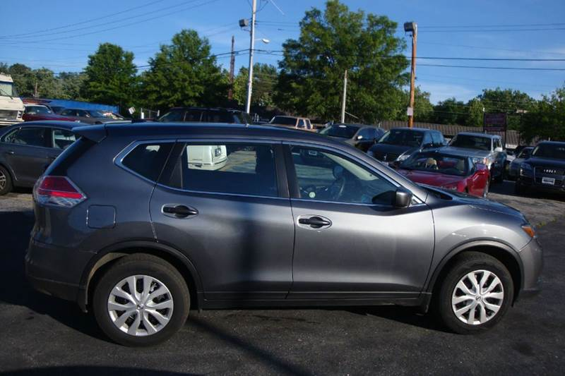 2016 Nissan Rogue AWD S 4dr Crossover - Lanham MD