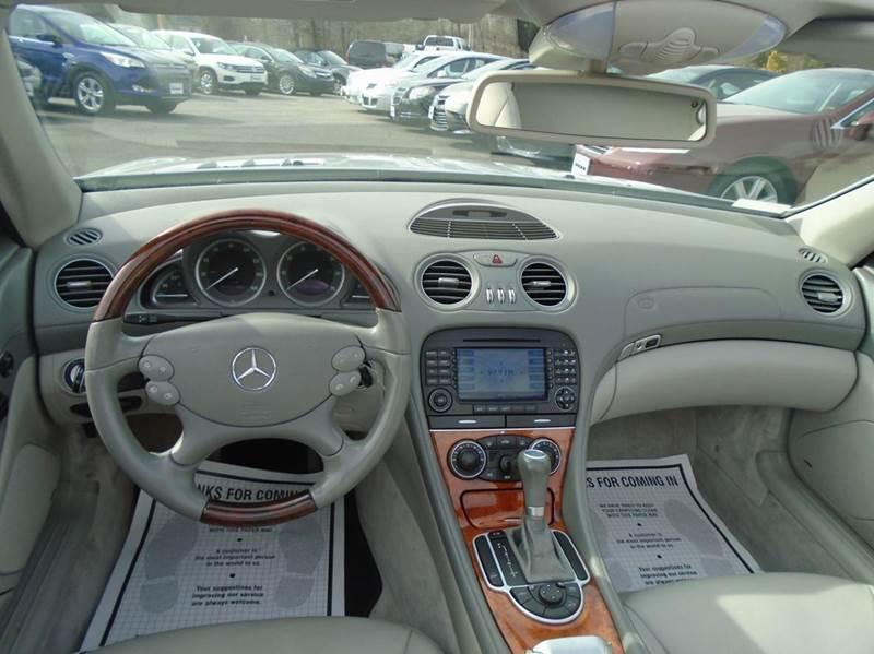 2006 Mercedes-Benz SL-Class SL500 2dr Convertible - Lanham MD