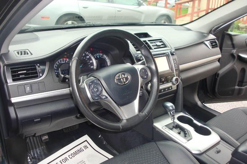 2012 Toyota Camry SE V6 4dr Sedan - Lanham MD