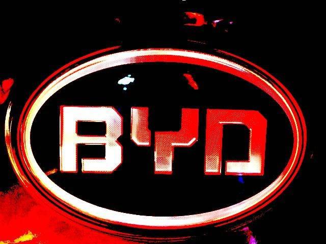 2012 BYD e6 E6  - Chicago IL