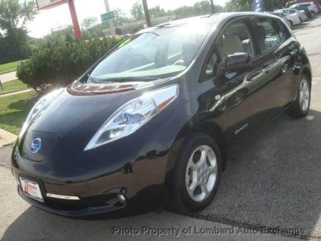 2015 Nissan LEAF  - Chicago IL