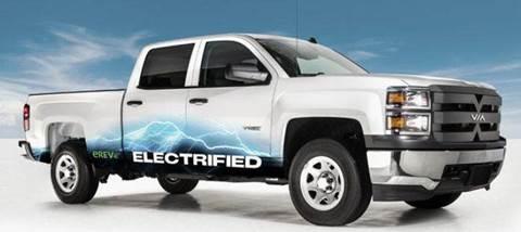 2015 Chevrolet Silverado 1500 Hybrid