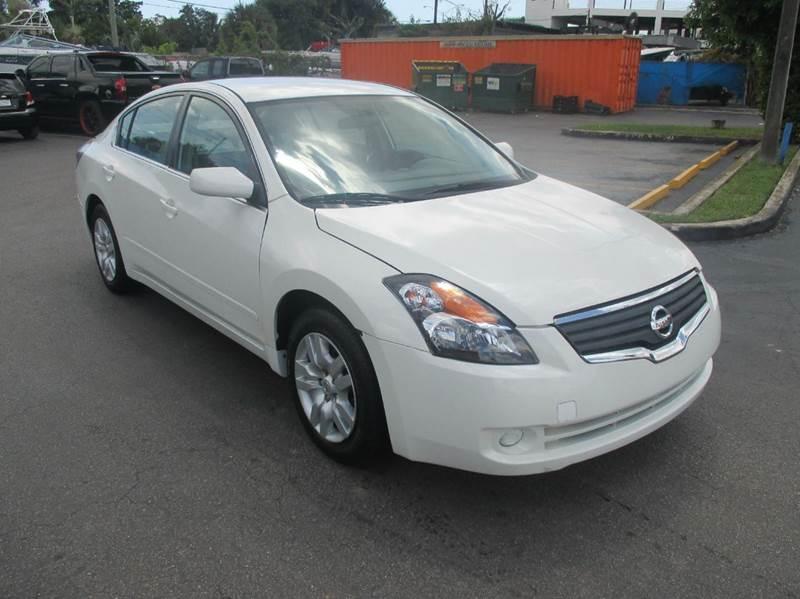 2009 Nissan Altima For Sale In Miami Fl Carsforsale Com