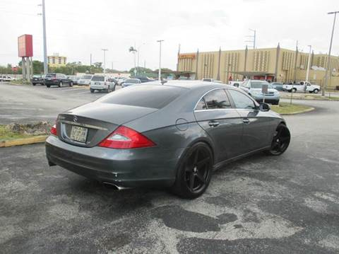 Mercedes benz cls for sale for Low cost mercedes benz