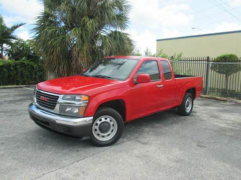 2011 GMC Canyon for sale in Miami, FL