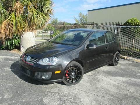 2008 Volkswagen GTI for sale in Miami, FL