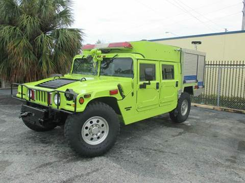 1998 AM General Hummer for sale in Miami, FL