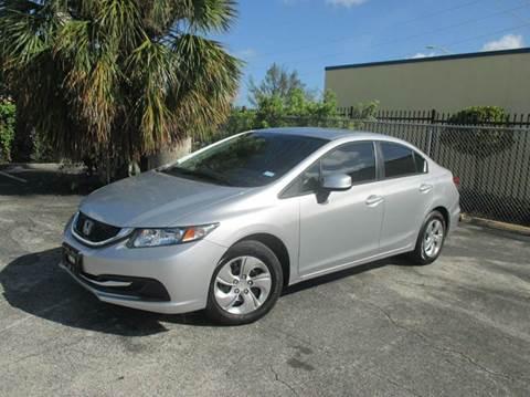 2013 Honda Civic for sale in Miami, FL