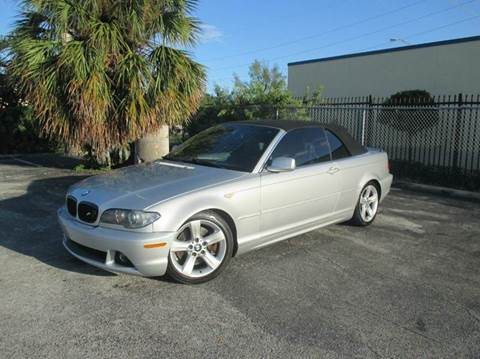 2005 BMW 3 Series for sale in Miami, FL