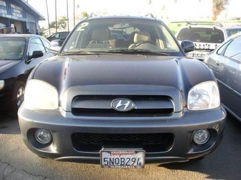2005 Hyundai Santa Fe for sale in Los Angeles, CA