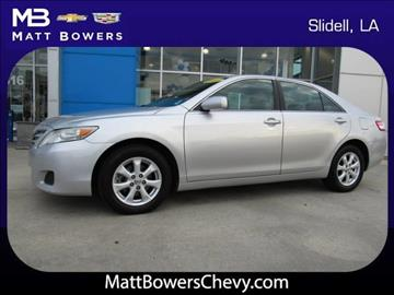toyota camry for sale louisiana. Black Bedroom Furniture Sets. Home Design Ideas