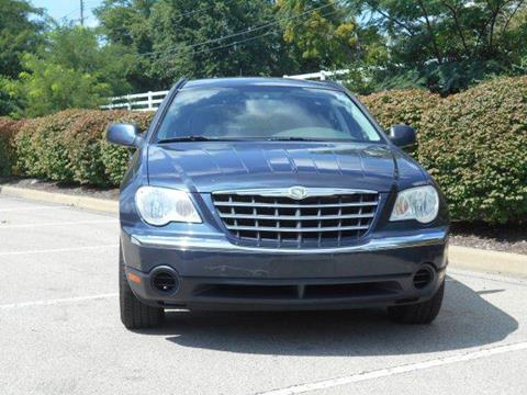 2007 chrysler pacifica for sale in kentucky. Black Bedroom Furniture Sets. Home Design Ideas