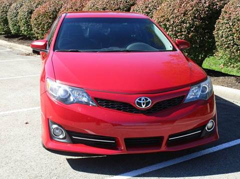 2014 Toyota Camry for sale in Louisville, KY