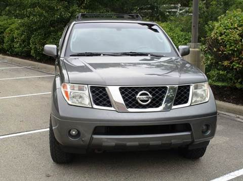 2007 Nissan Pathfinder for sale in Louisville, KY