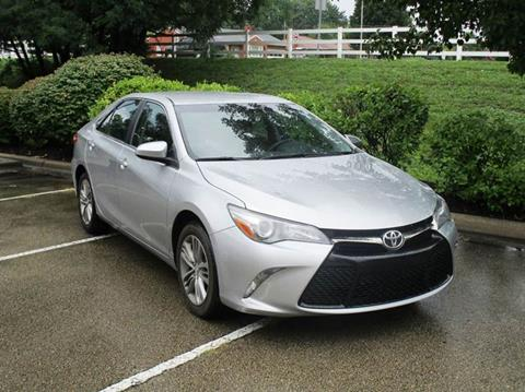2016 toyota camry for sale in louisville ky for Car city motors louisville ky