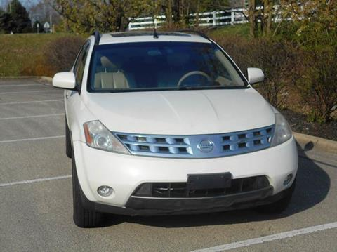 2003 Nissan Murano for sale in Louisville, KY