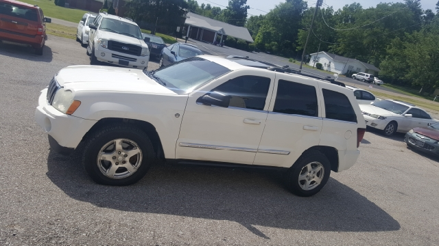 2007 Jeep Grand Cherokee 4x4 Limited 4dr Crossover - Amelia OH