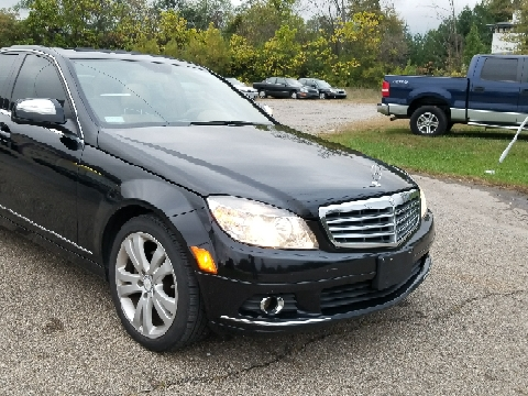 2008 Mercedes-Benz C-Class for sale in Amelia, OH