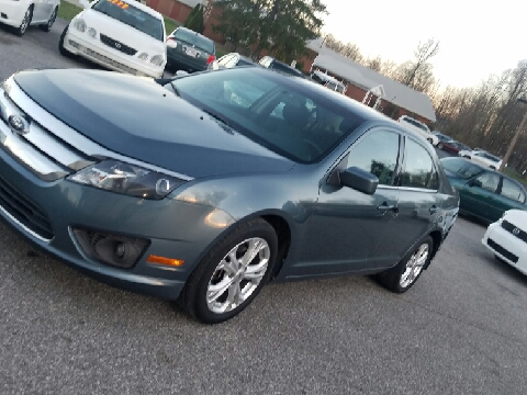 2012 Ford Fusion for sale in Amelia, OH