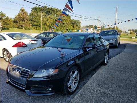 2009 Audi A4 for sale in Amelia, OH