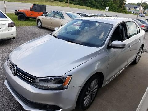 2011 Volkswagen Jetta for sale in Amelia, OH