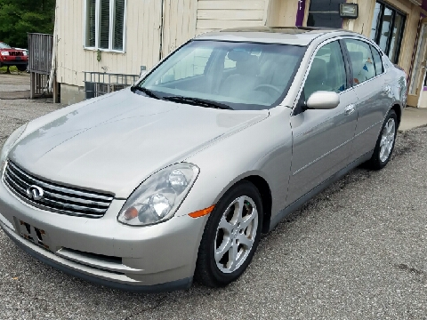 2003 Infiniti G35 for sale in Amelia, OH