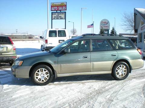 2002 Subaru Outback for sale in Burnsville, MN