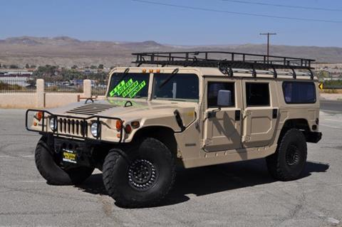 1995 AM General Hummer for sale in Barstow, CA