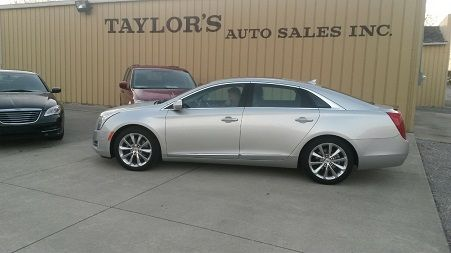 2014 Cadillac XTS