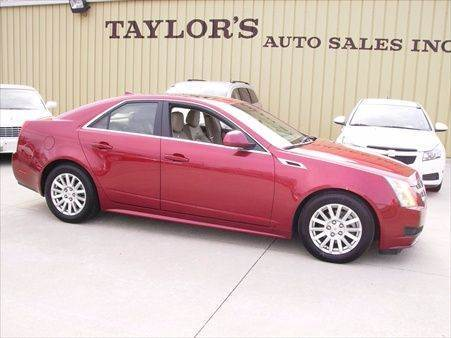 2011 cadillac cts for sale in ohio. Black Bedroom Furniture Sets. Home Design Ideas