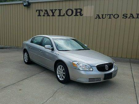 2008 Buick Lucerne for sale in Van Wert, OH