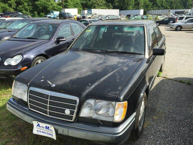 Mercedes Benz E Class For Sale In Baltimore Md