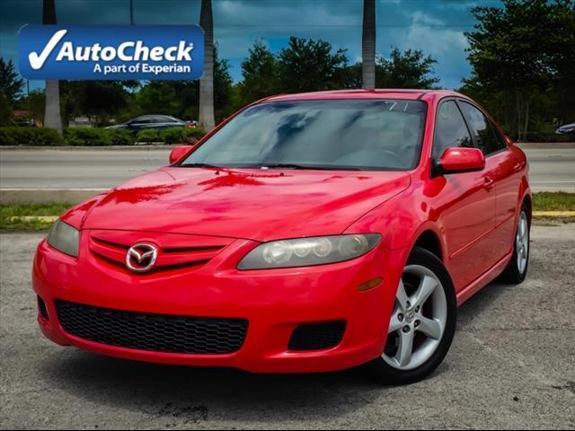 2007 Mazda Mazda6 I Sport Value Edition 4dr Hatchback 2