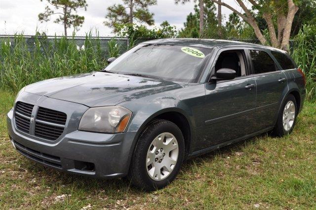 2006 Dodge Magnum Se 4dr Wagon In Homestead Fl All Motors