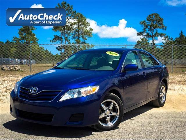 2011 Toyota Camry Baselesex In Homestead Homestead Miami