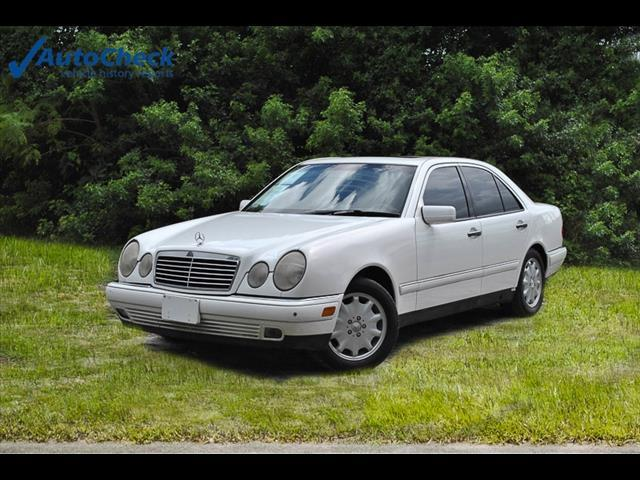 1998 mercedes benz e class e320 4dr sedan homestead fl