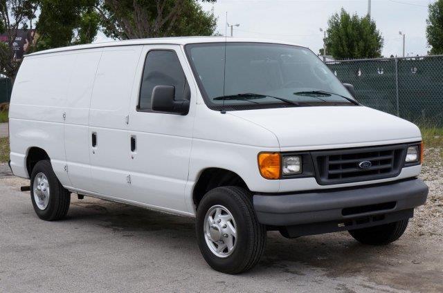 2007 Ford E Series Cargo E 150 3dr Cargo Van In Homestead