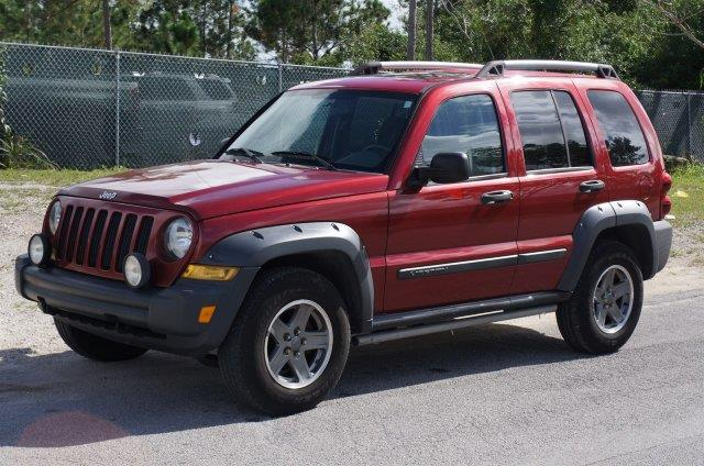 2006 Jeep Liberty Renegade 4dr Suv In Homestead Fl All