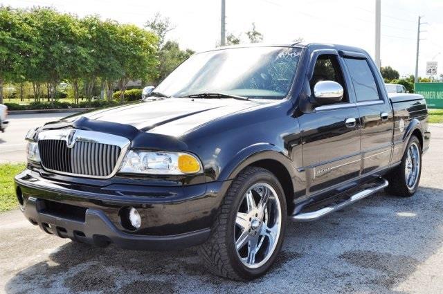 2002 Lincoln Blackwood For Sale