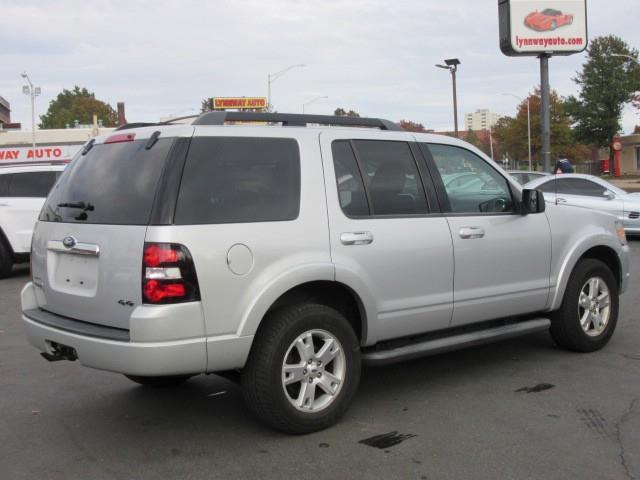 Lynnway Auto Sales >> 2010 Ford Explorer 4x4 XLT 4dr SUV In Lynn MA - Lynnway ...