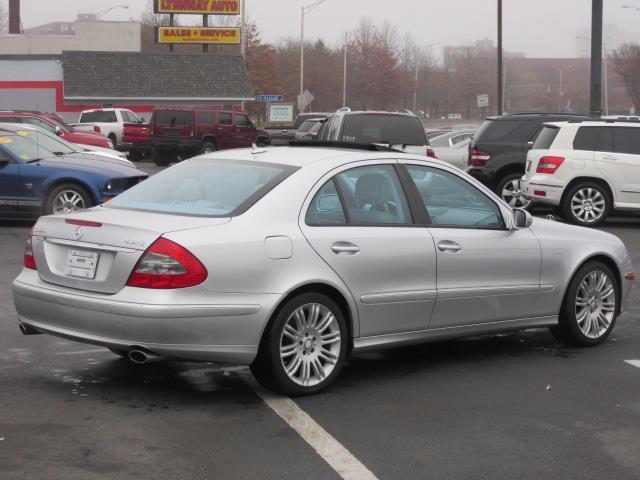 Lynnway Auto Sales >> 2008 Mercedes-Benz E-Class E350 4MATIC AWD 4dr Sedan In ...