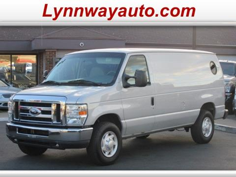 2008 Ford E-Series Cargo for sale in Lynn, MA