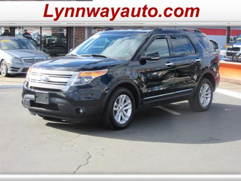 2011 Ford Explorer for sale in Lynn, MA