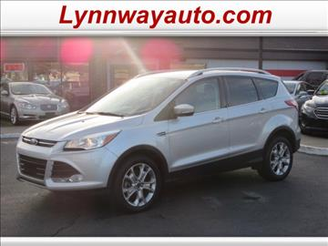 2015 Ford Escape for sale in Lynn, MA