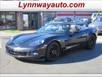 2012 Chevrolet Corvette for sale in Lynn, MA