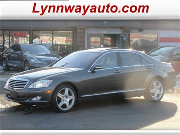 2007 Mercedes-Benz S-Class for sale in Lynn, MA