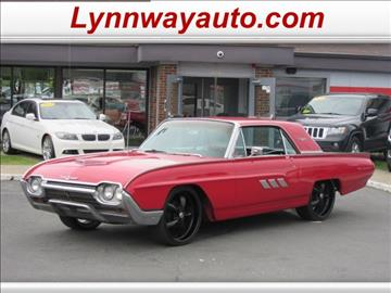 1963 Ford Thunderbird for sale in Lynn, MA