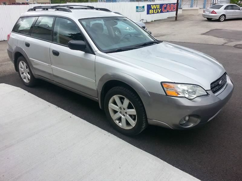 2006 subaru outback awd 4dr wagon w automatic in. Black Bedroom Furniture Sets. Home Design Ideas